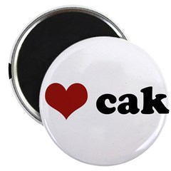 I love cake Magnet