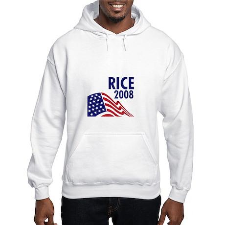Rice 08 Hooded Sweatshirt