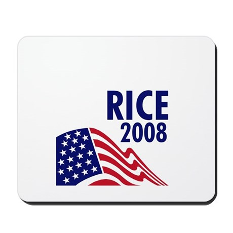 Rice 08 Mousepad