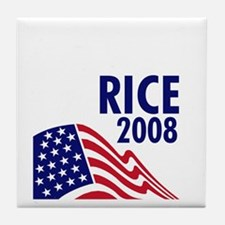 Rice 08 Tile Coaster
