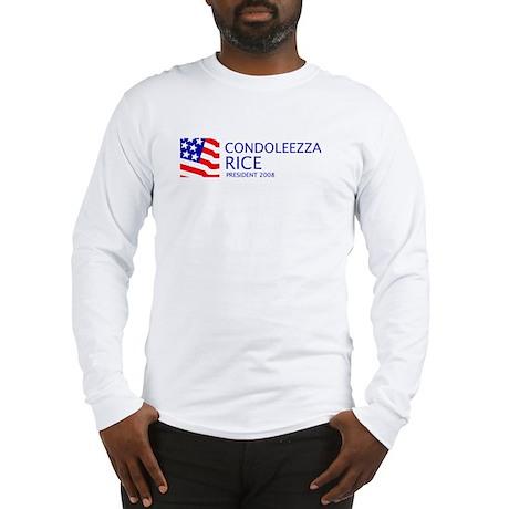 Rice 08 Long Sleeve T-Shirt