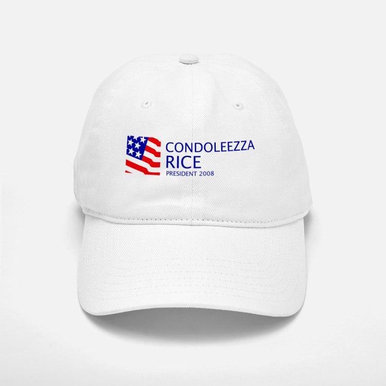 Rice 08 Baseball Baseball Cap