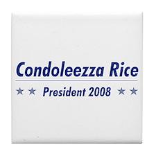 Rice 08 Tile Coaster