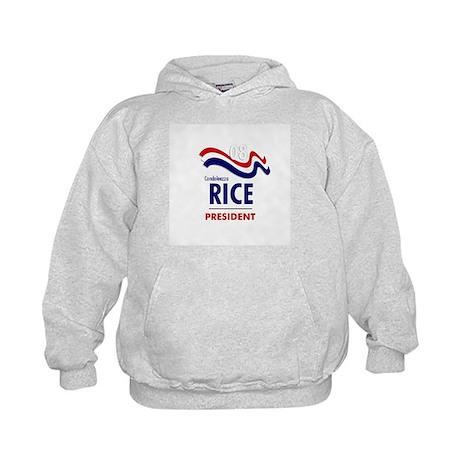 Rice 08 Kids Hoodie