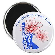 Freedom Liberty Magnet