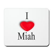 Miah Mousepad