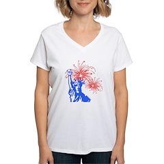 ILY Fireworks Liberty Shirt
