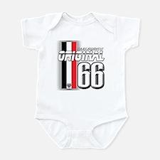 Mustang 66 RWB Infant Bodysuit