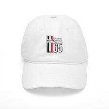 Mustang 65 RWB Baseball Cap
