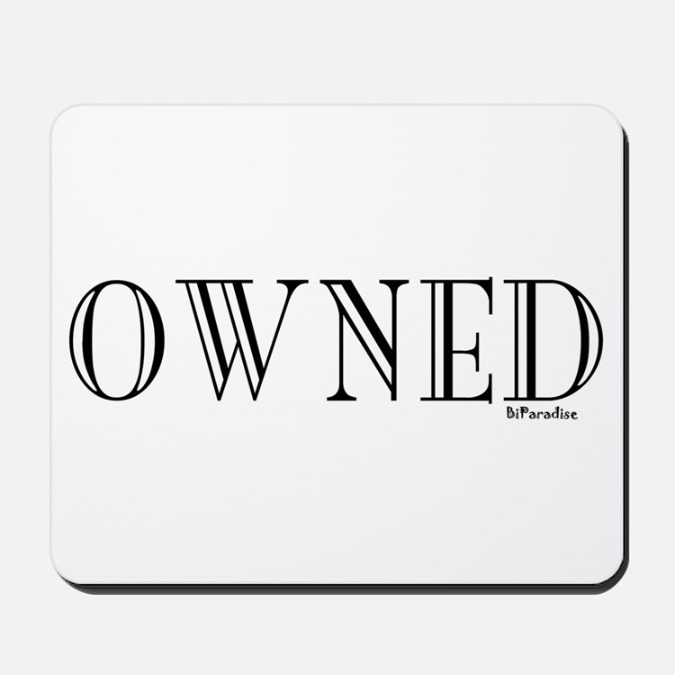 OWNED Mousepad