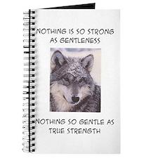 """""""Wolf"""" Journal"""