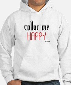 Collar Me Happy (red) Hoodie