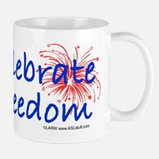 Freedom Liberty Mug