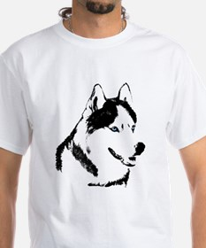 Siberian Husky Sled Dog Shirt