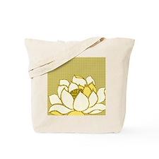 Lotus Flower Hasu Tote Bag