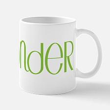 Alexander lime Mug