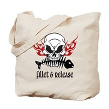 Fillet & Release Tote Bag
