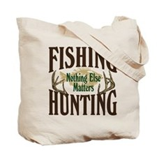 Fillet & Release Tote Bag