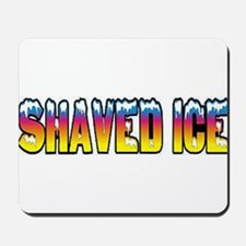 Shaved Ice Mousepad
