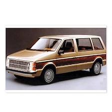1984 Dodge Caravan Postcards (Package of 8)