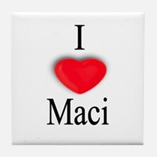 Maci Tile Coaster