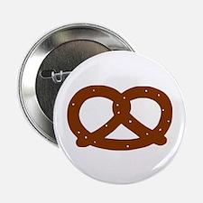 """Pretzel 2.25"""" Button (100 pack)"""