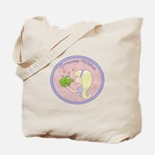 Princess Wishes (bl) Tote Bag