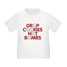Drop Cookies Not Bombs
