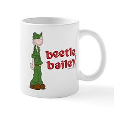 Beetle Bailey Logo Mug