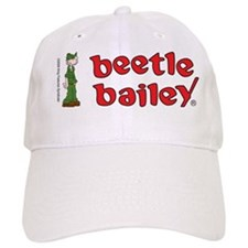 Beetle Bailey Logo Baseball Cap