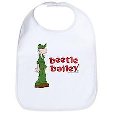 Beetle Bailey Logo Bib