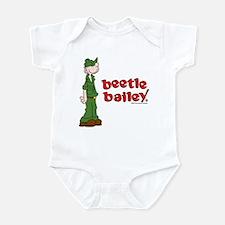 Beetle Bailey Logo Infant Bodysuit