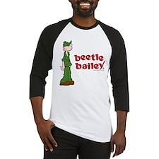 Beetle Bailey Logo Baseball Jersey