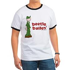 Beetle Bailey Logo T