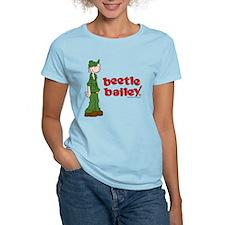 Beetle Bailey Logo Women's Light T-Shirt