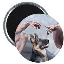 Creation-G-Shep (15) Magnet