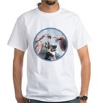 Creation-G-Shep (15) White T-Shirt