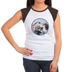 Creation-G-Shep (15) Women's Cap Sleeve T-Shirt