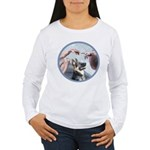 Creation-G-Shep (15) Women's Long Sleeve T-Shirt