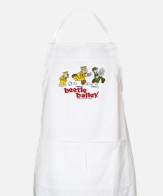 Otto, Sarge, and Beetle Chase BBQ Apron