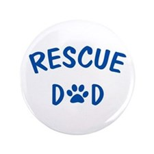 "Rescue Dad 3.5"" Button (100 pack)"