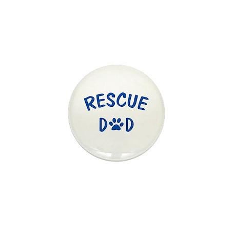 Rescue Dad Mini Button (10 pack)