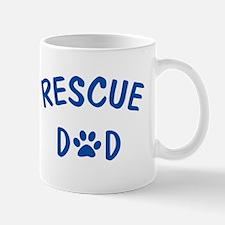 Rescue Dad Small Small Mug