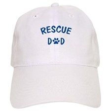 Rescue Dad Baseball Cap