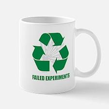 Recycle Failed Experiments Mug