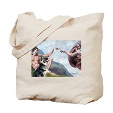 Creation-G-Shep (15) Tote Bag