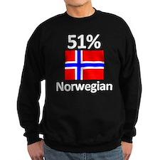 51% Norwegian Sweatshirt