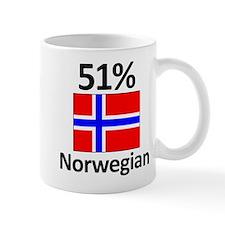 51% Norwegian Mug