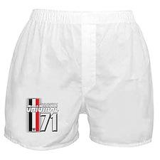 Mustang 71 RWB Boxer Shorts