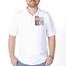 Mustang 73 RWB T-Shirt